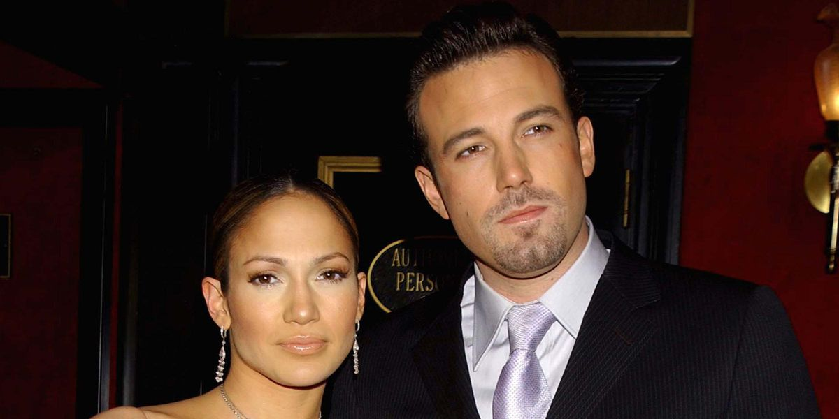 Ben Affleck Reportedly 'Won J-Lo Back' After Emailing Her To Say How 'Beautiful She Looked'