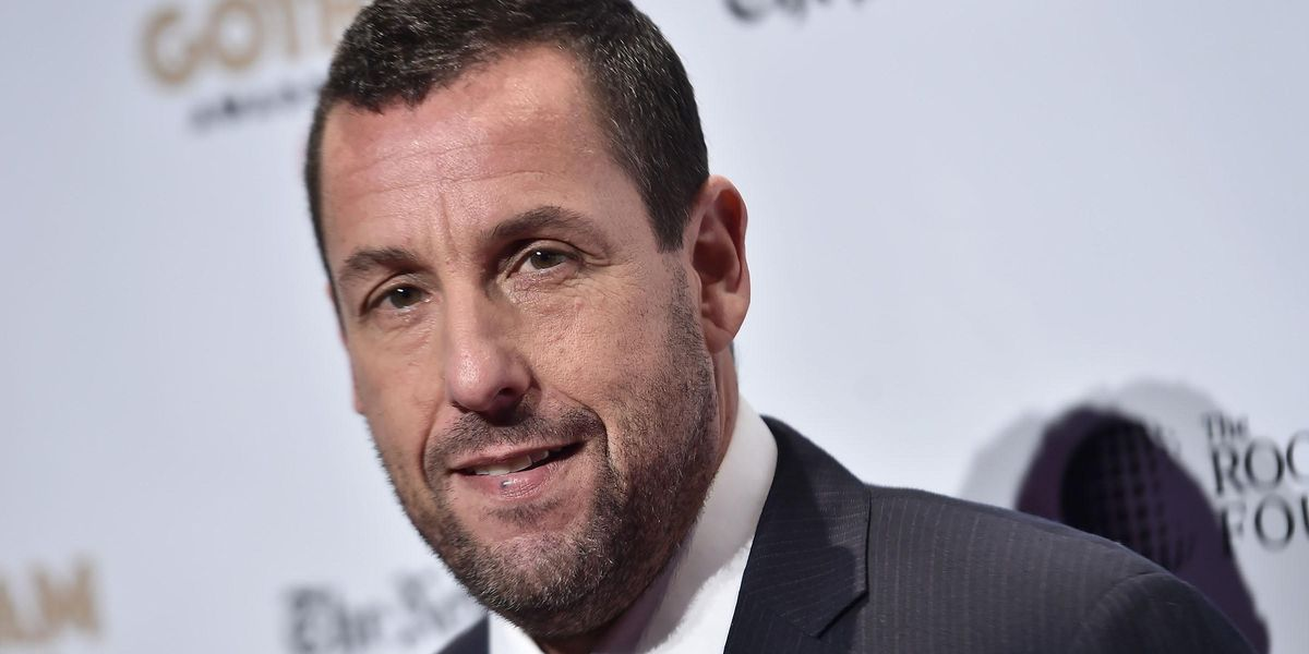Adam Sandler Reunites With IHOP Employee Who Turned Him Away and Finally Gets His Order