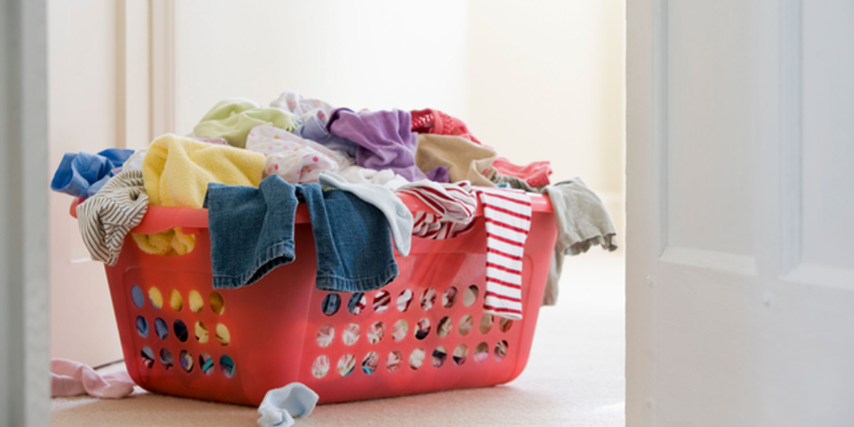 Parents Are Calling for Others to 'Normalize' Not Folding Your Children's Clothes