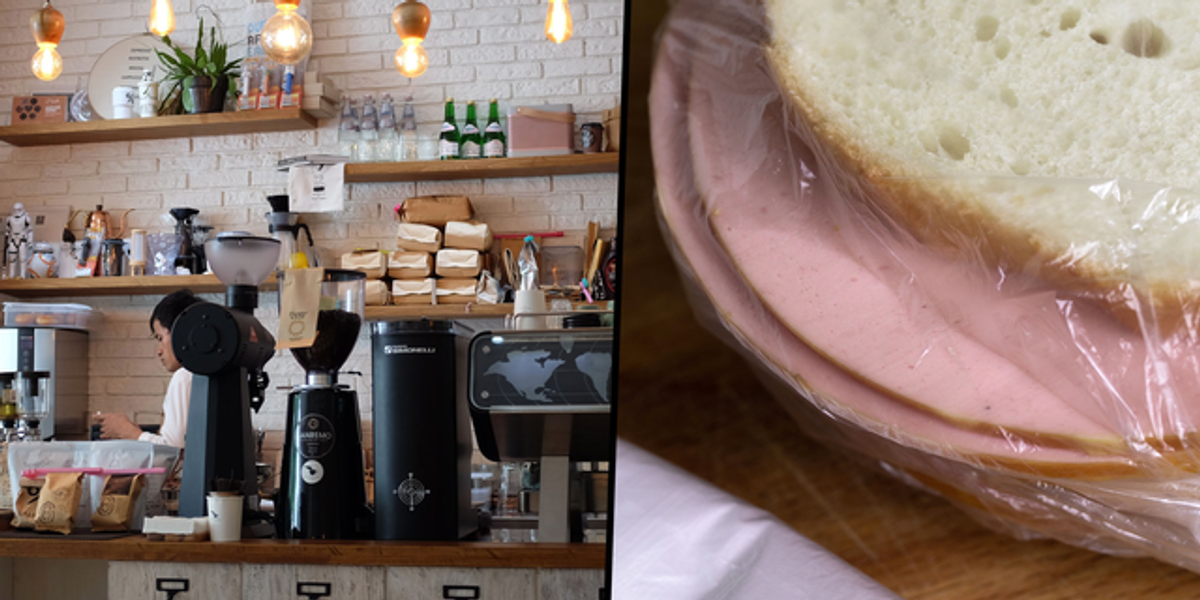Mom Furious as Staff at Vegan Cafe Eject Family for Bringing Her Own Ham Sandwich