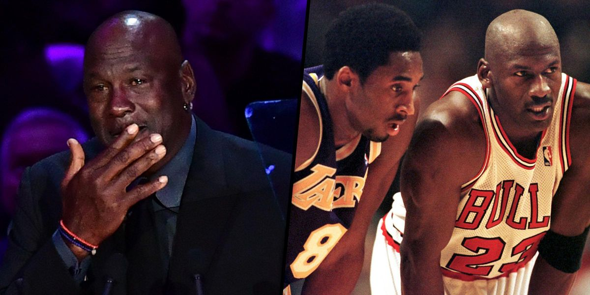 Michael Jordan Shares Last Text Messages From Kobe Bryant Before Tragic Helicopter Crash