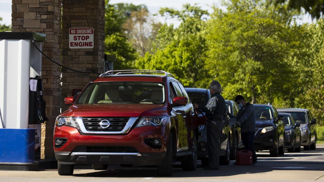 Colonial Pipeline Shutdown Drives Panic at the Pumps in South