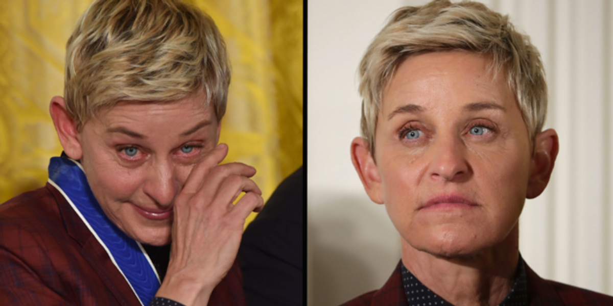 The Real Reason Ellen's Show Is Ending is Much Worse Than You Think