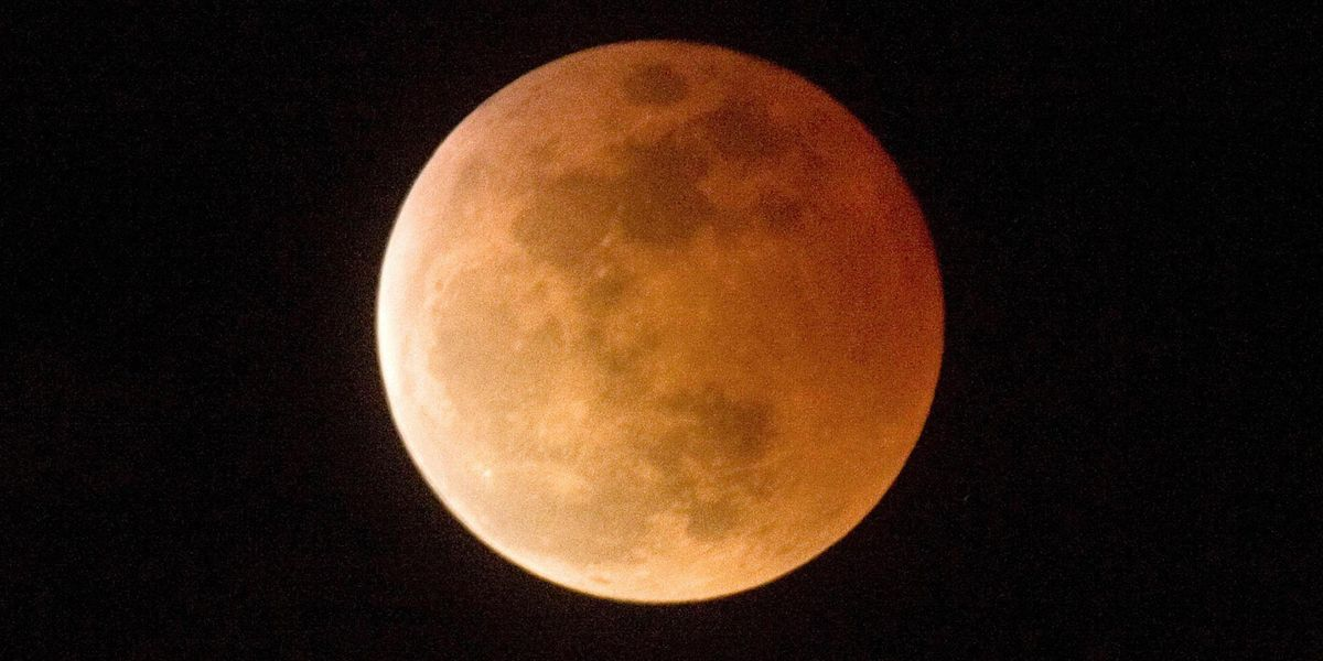 The Only Lunar Eclipse of 2021 Will Light up the Night Sky This Month