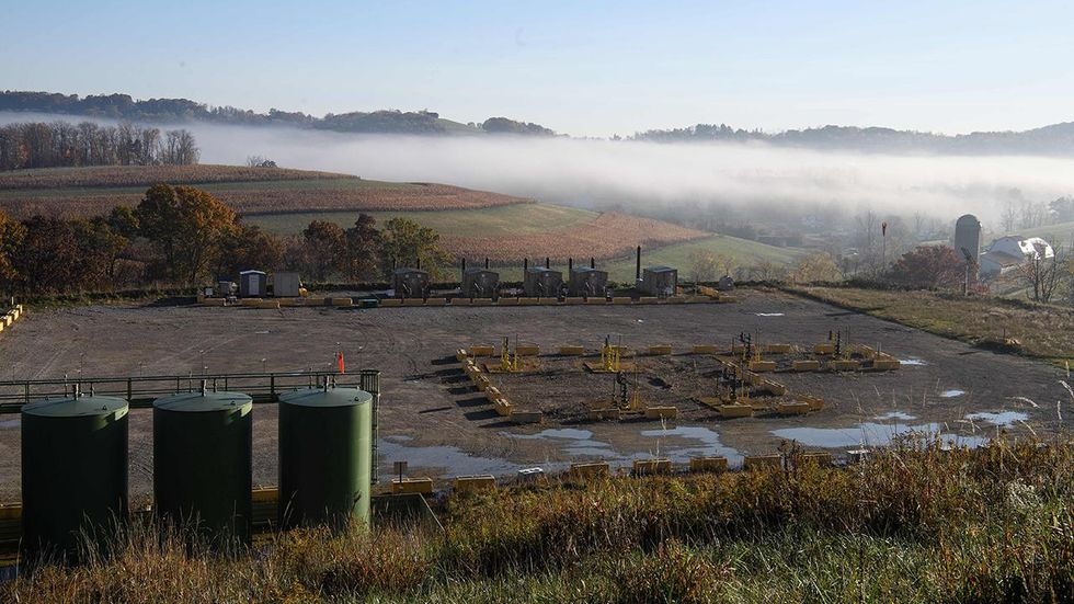 Living Near Fracking Wells Is Linked to Higher Rate of Heart Attacks, Study Finds