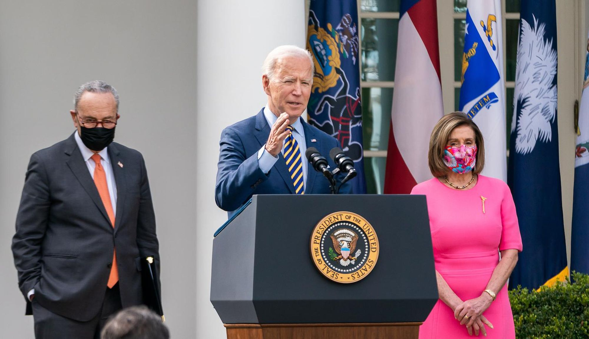 Biden warned against repeating Obama's 'fatal political mistakes' with Republicans