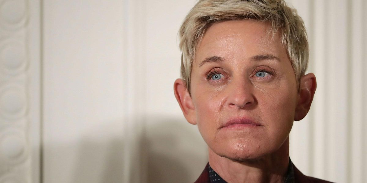 Ellen DeGeneres Suggests Toxic Workplace Allegations Were 'Orchestrated'