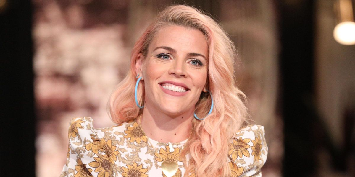 Busy Philipps Discusses Respecting Her Nonbinary Child's Pronouns, Says 'You Don't Have To Understand It'