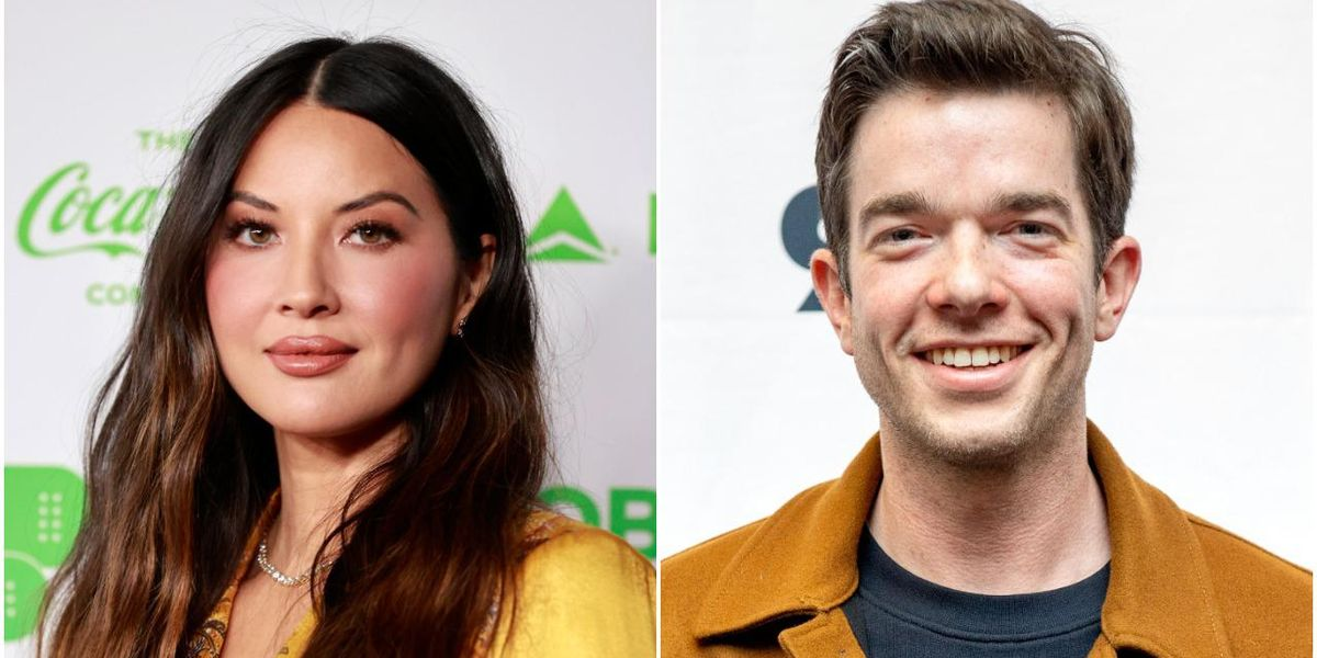 Apparently John Mulaney and Olivia Munn Are Dating?