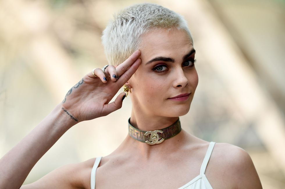 Cara Delevingne Is Auctioning Off an NFT Video of Her Vagina