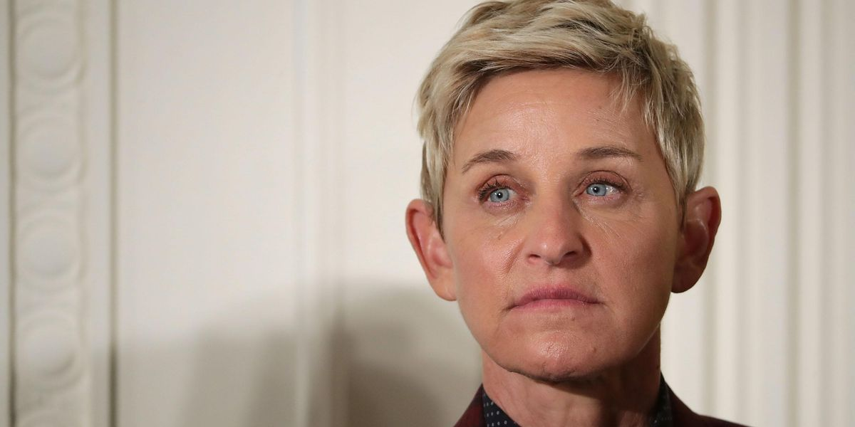 Ellen DeGeneres Says Toxic Workplace Allegations Felt 'Too Orchestrated'