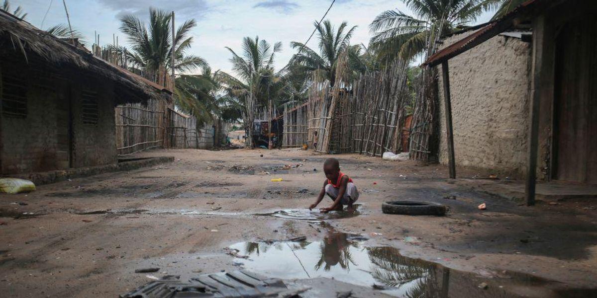 Mozambique Political Unrest: Report Reveals Racist Rescue Efforts