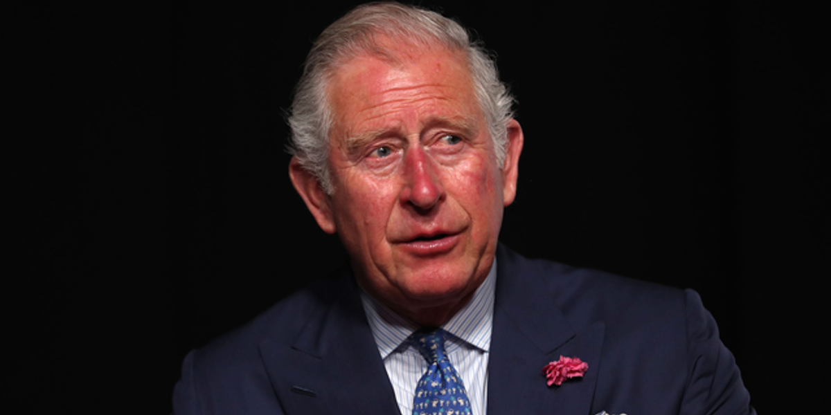 Palace Insiders Hit Back at Prince Harry's Swipe at Prince Charles