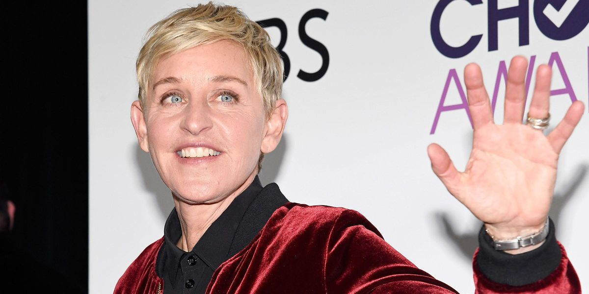 People Are Sharing the Video They Claim 'Ended Ellen DeGeneres' After Announcement About Show Ending