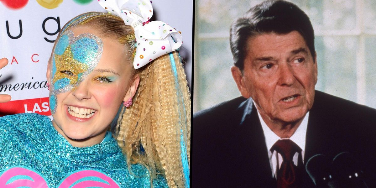 JoJo Siwa is Up For Ronald Reagan Airport Being Renamed After Her