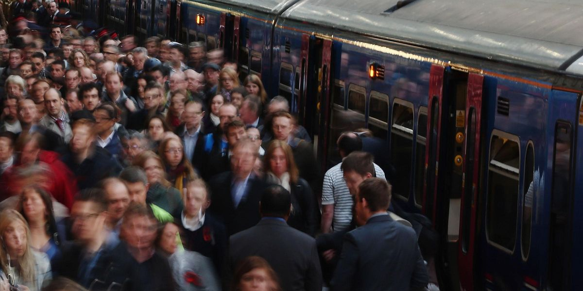 Train Conductors Could Be Banned From Saying 'Ladies and Gentlemen, Boy and Girls'