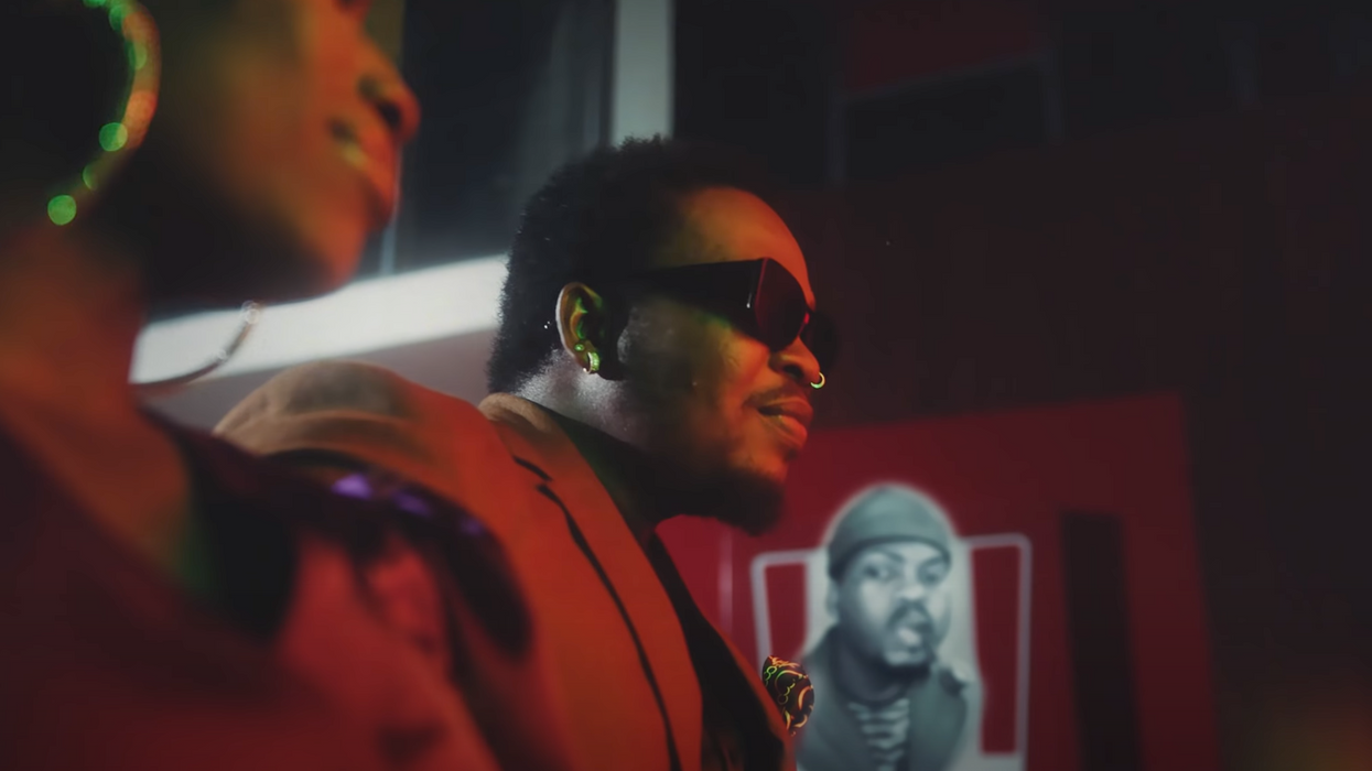 <div>Olamide Will 'Rock' Your World with His New Single & Music Video</div>
