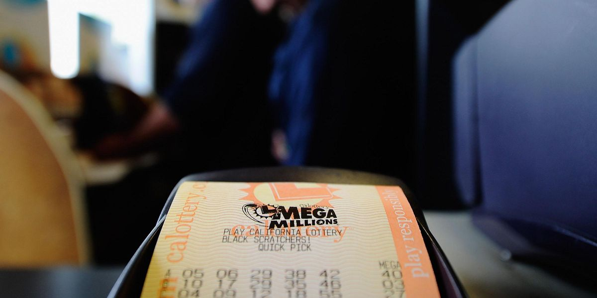 Lottery Winner Throws $26M Winning Ticket in the Laundry