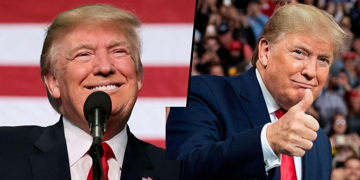 Donald Trump Plans To Start Holding Rallies as He Hints at Plan to Launch 2024 Presidential Run