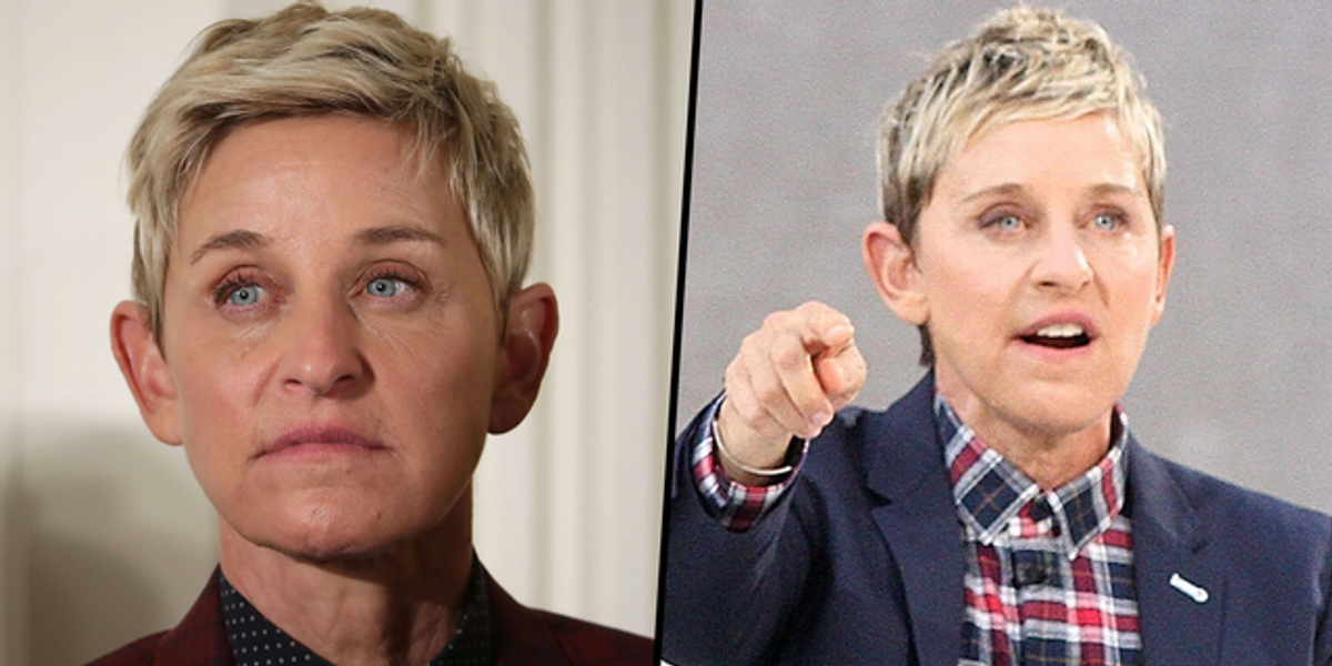 Ellen Says She Didn't Know Her Show Was Toxic Because 'There Are a Lot of Different Buildings'