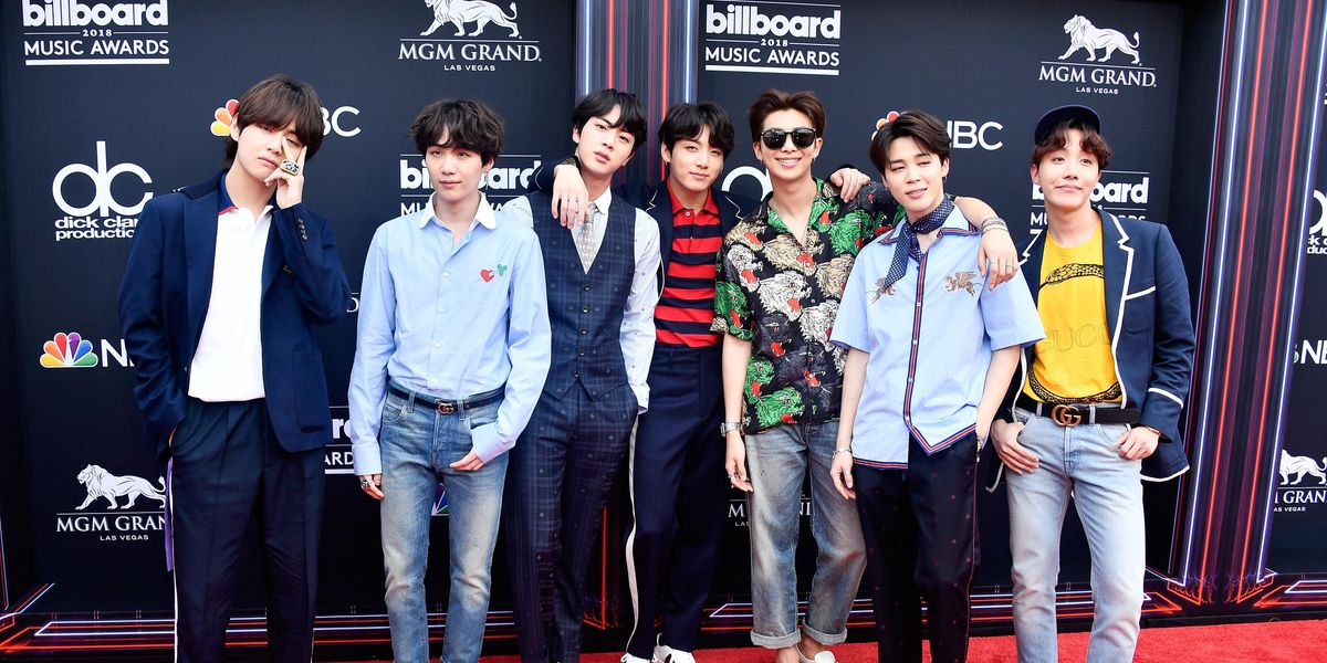 BTS Says Restrictive Ideas of Masculinity an 'Outdated Concept'