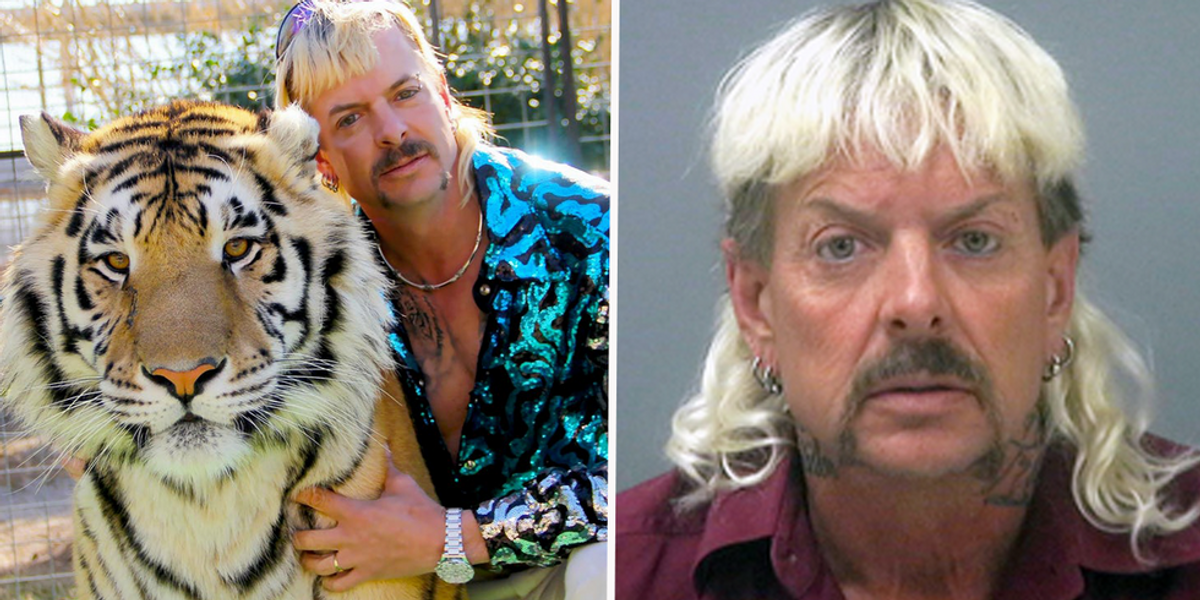 Joe Exotic Reveals He Has Prostate Cancer