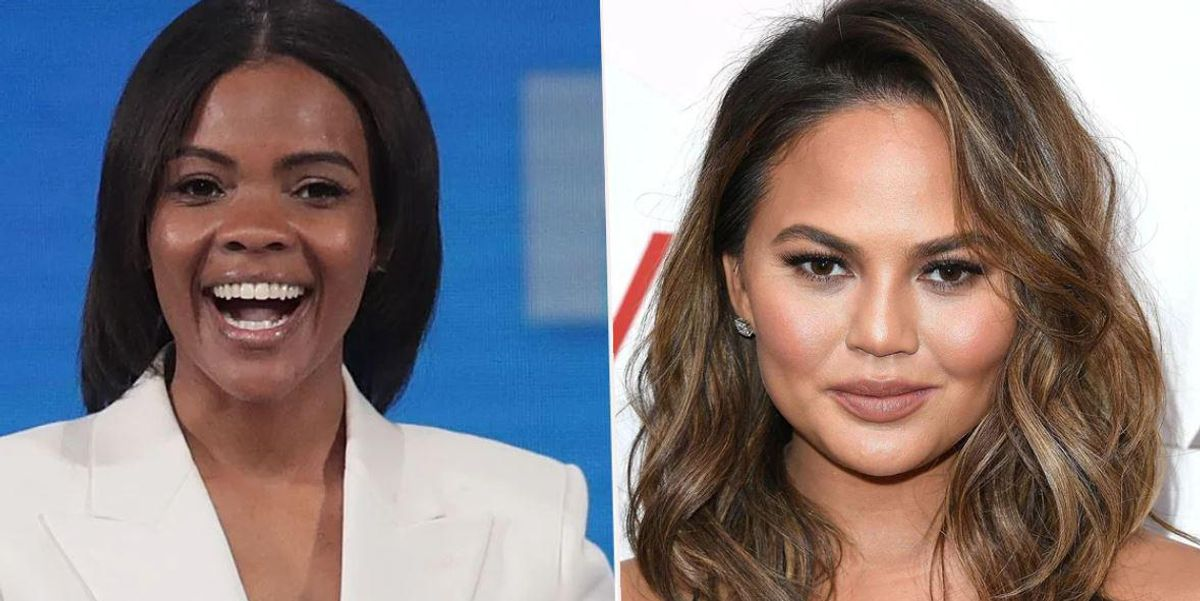 Candace Owens Calls Crissy Teigen a Predator Protected by Hollywood