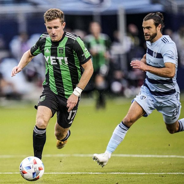 Live feed: Austin FC takes on LA Galaxy