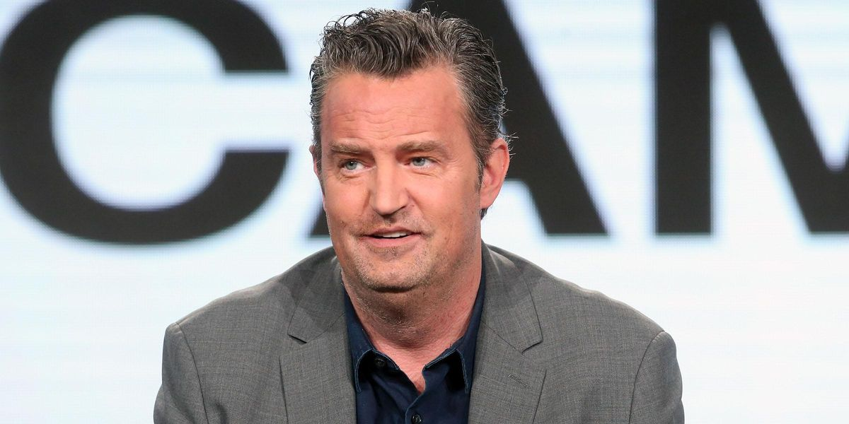 Woman Who Matched With Matthew Perry on Dating App Says She's Been Removed From the App