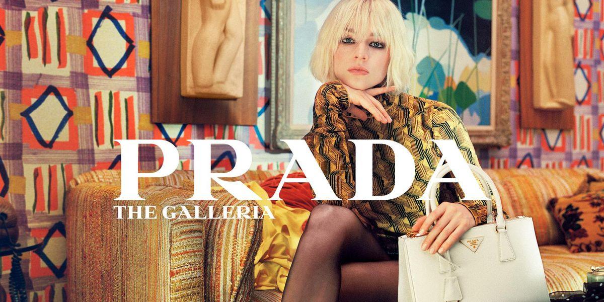Hunter Schafer Lands Her First Prada Campaign