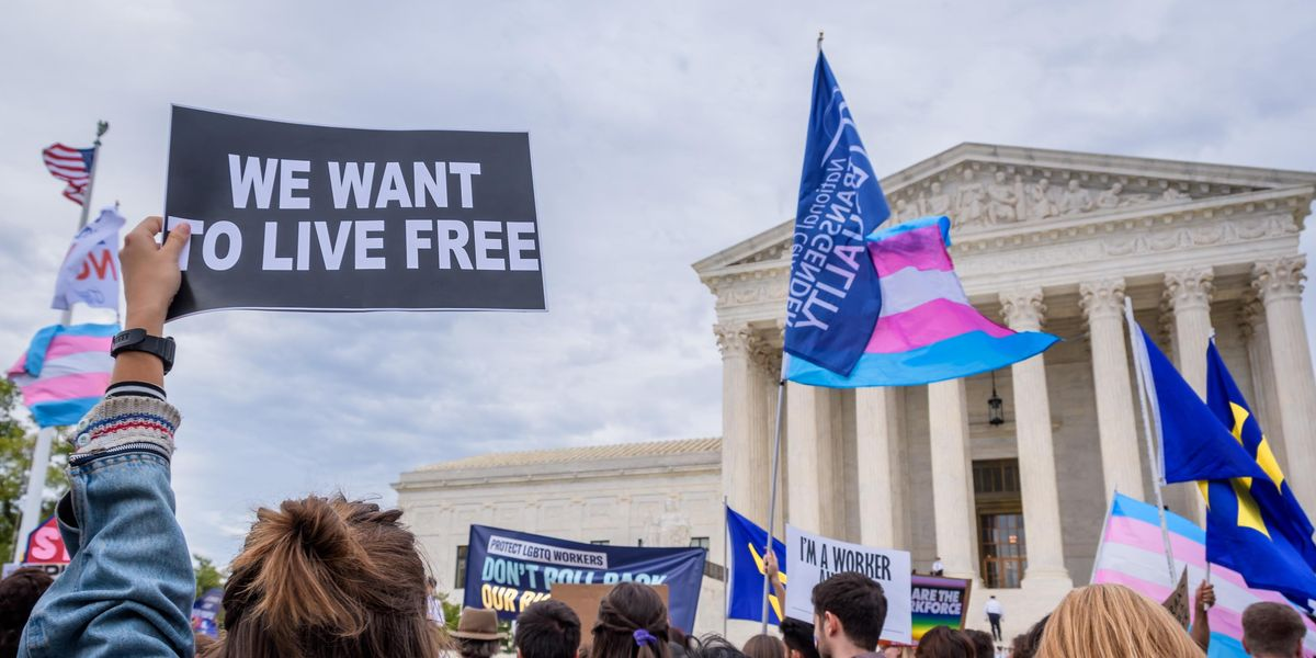 Biden Reinstates Trans Healthcare Protections