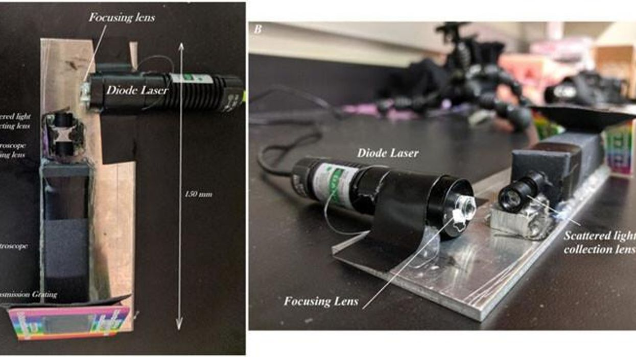 For $50, convert your phone into a powerful chemical, pathogen detector