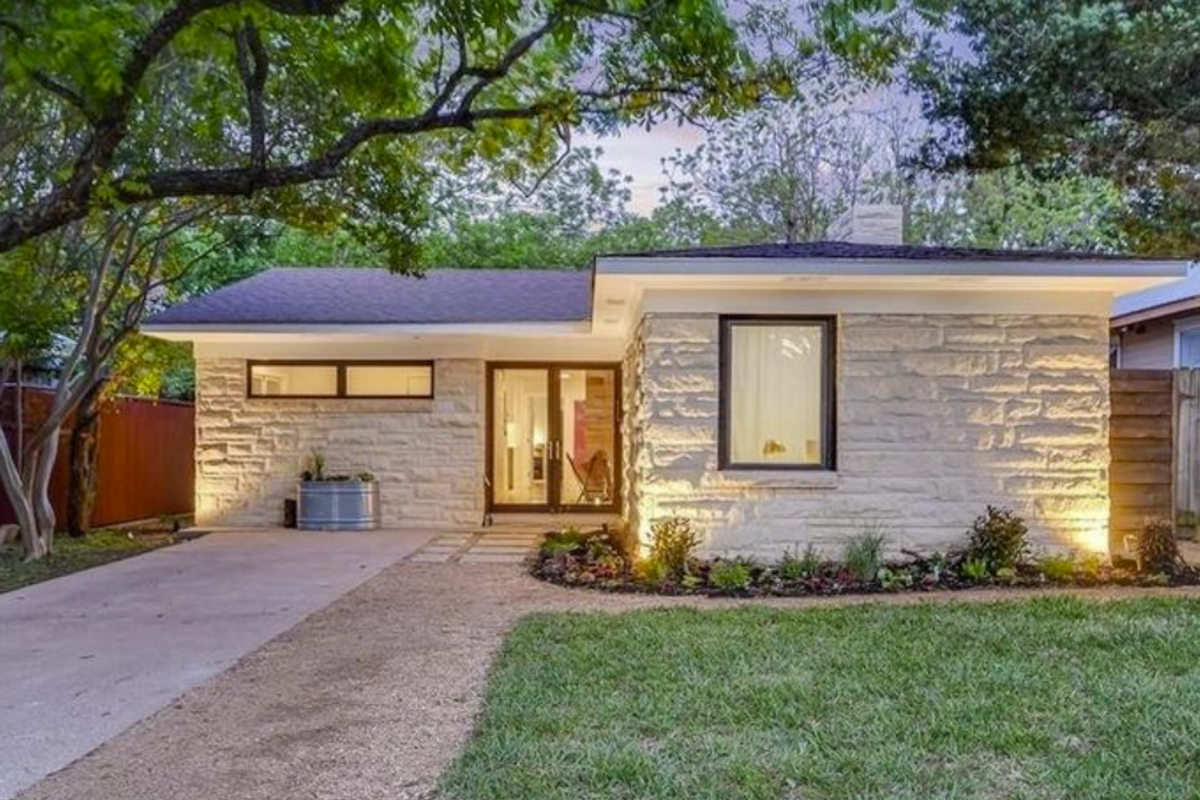 SOLD: Austin home renovated by Property Brothers goes off the market in just one day