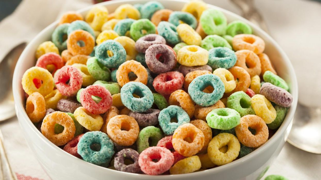 Food Dyes Linked to Attention and Activity Problems in Children