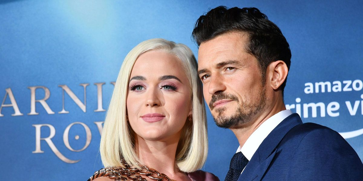 Katy Perry Clearly Wasn't Impressed by Orlando Bloom's Mother's Day Tribute to Her