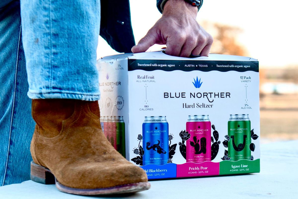 Austin-based hard seltzer company sweeps competition in San Francisco