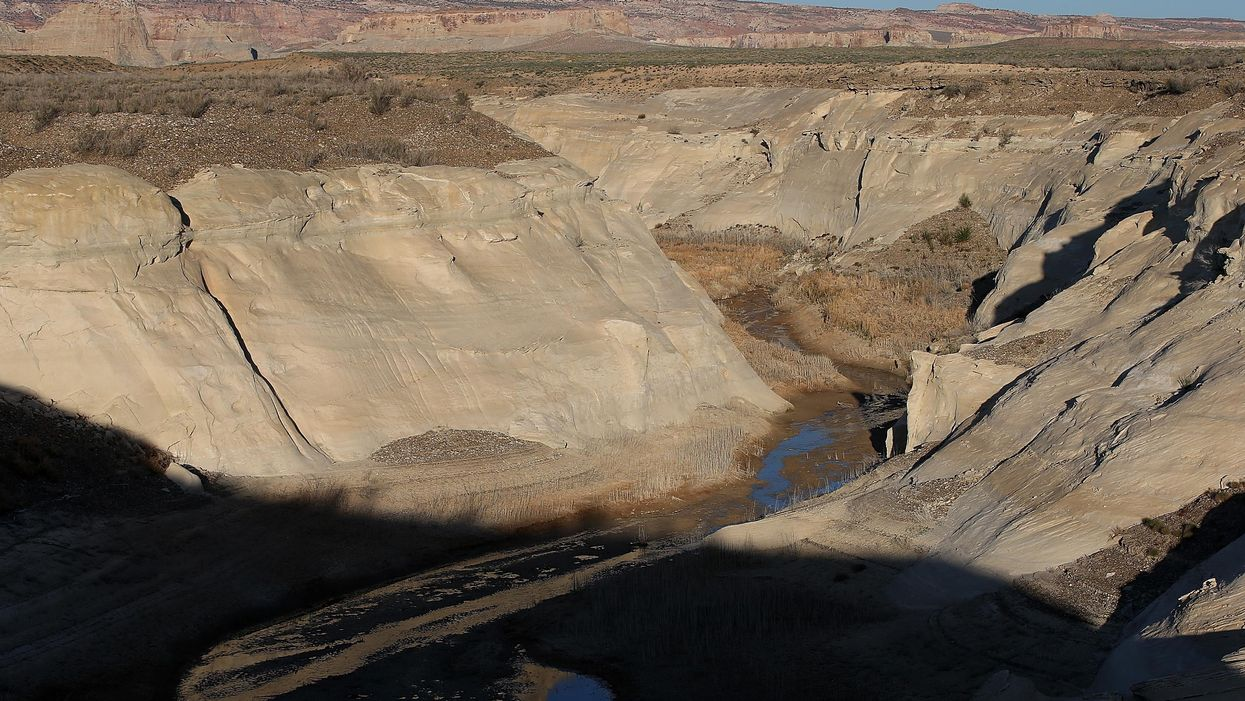 An  interstate water system  could fix the West s water woes