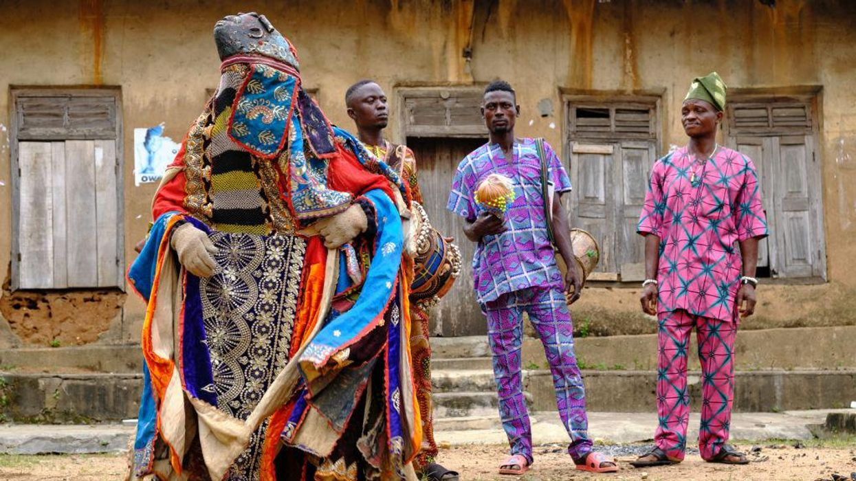 <div>British Fashion House Disastrously Attempts to Trademark 'Yoruba'</div>