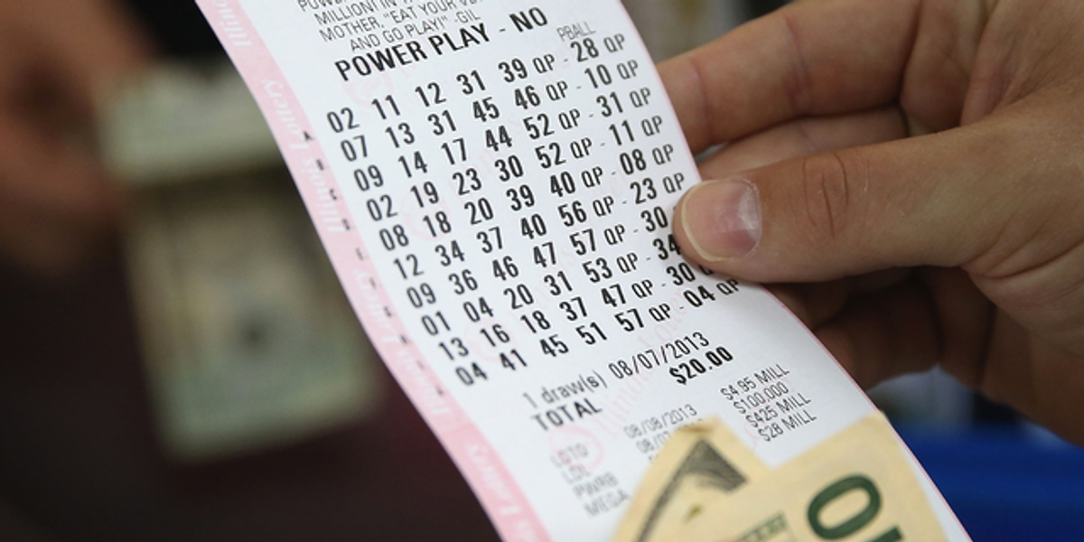 Woman Throws Away Lottery Ticket Thinking She Lost but Is Tracked Down To Be Told She Won $1 Million
