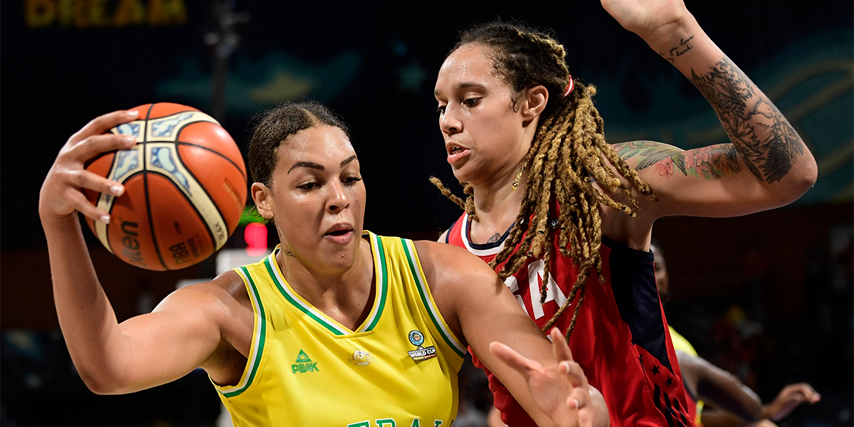 Basketball Coach Suspended and Fined for Body-Shaming Liz Cambage During Game