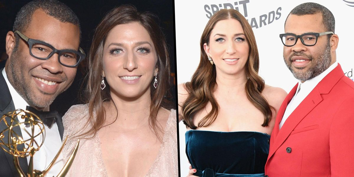 Fans Shocked to Find Out Chelsea Peretti is Married to Jordan Peele