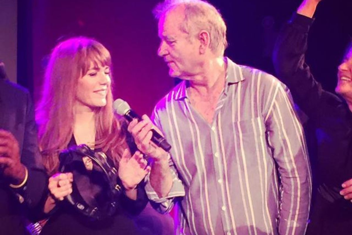 So Bill Murray and Jenny Lewis May Be Dating?