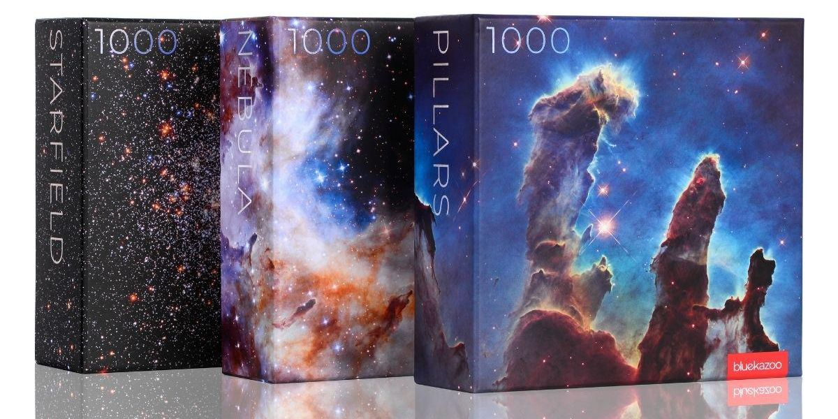 The Hubble Telescope's Most Famous Pictures Are Now a Beautiful Jigsaw Puzzle Series