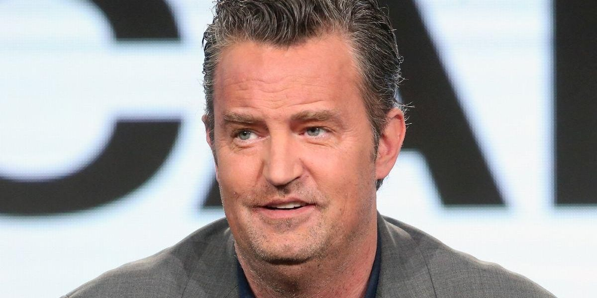 The Reason Behind Matthew Perry's Slurred Speech on 'Friends' Reunion Has Been Explained