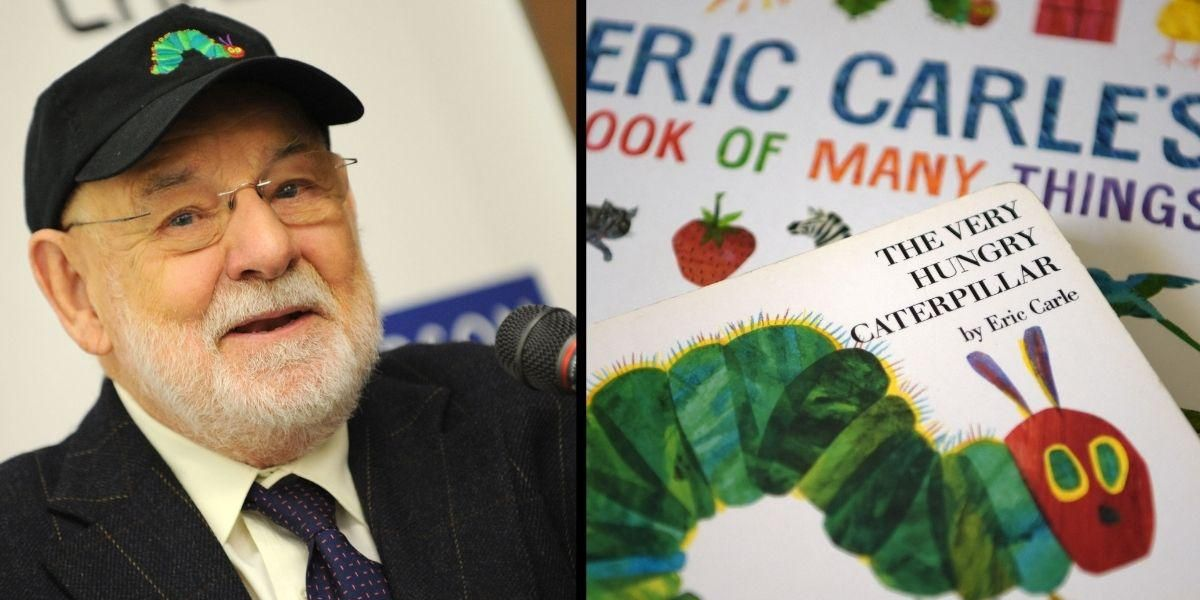 'The Very Hungry Caterpillar' Author Eric Carle Dies Aged 91