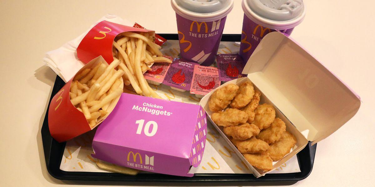 McDonald's X BTS: We're Obviously Lovin' It