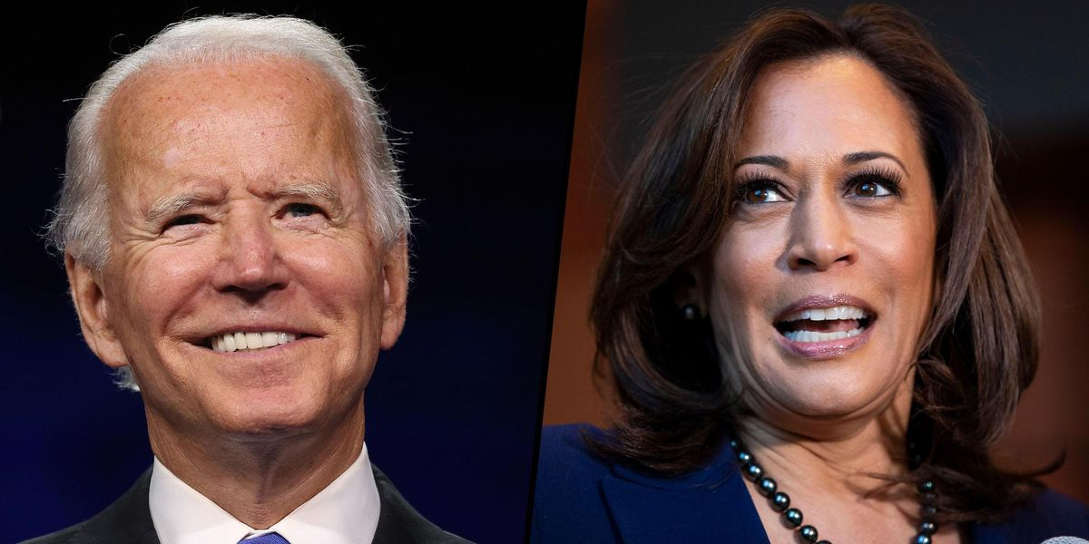 Kamala Harris Says Americans Are 'Sleeping Better' with Her and Biden in Charge