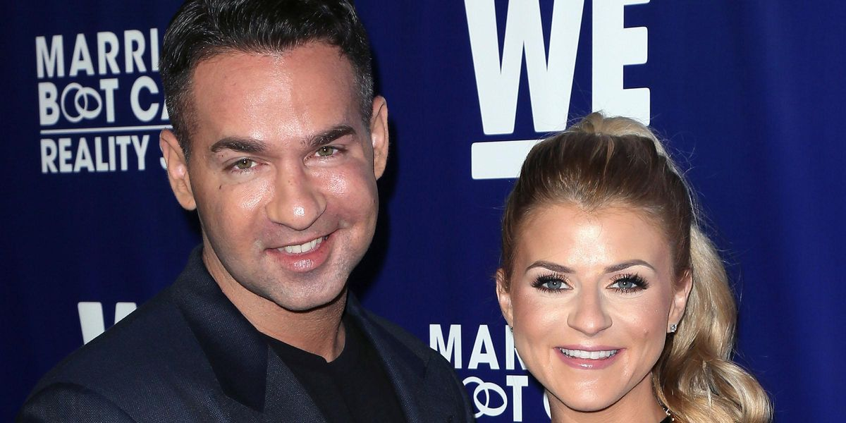 Mike the Situation and Lauren Sorrentino Welcome First Child