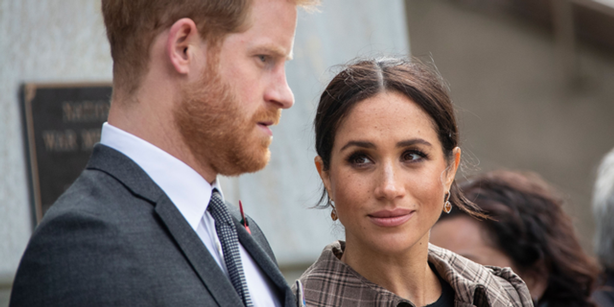 Prince Harry Says He's 'Ashamed' of How He Dealt With Meghan Markle's Suicidal Thoughts