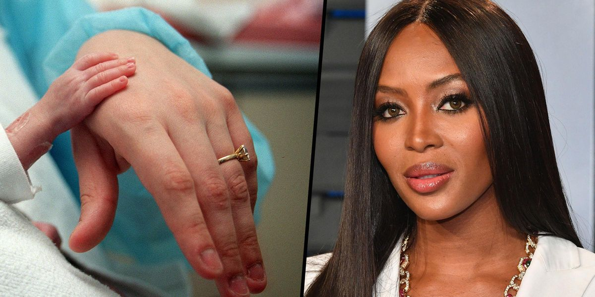 Woman Who Became a Mother at 51 Gives Brutally Honest Advice To Pregnant Naomi Campbell